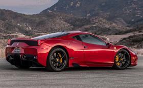 Търсите си бронирано Ferrari? Това 458 Speciale е точно такова!