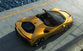 Мамма миа: Ferrari SF90 Spider е 1000-конен роудстър мечта