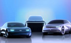 Hyundai пуска три нови модела - Ioniq 5, Ioniq 6 и Ioniq 7