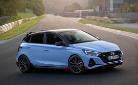 Hyundai i20 N е новият горещ хеч от Корея