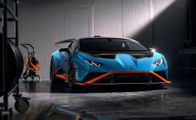 Lamborghini Huracan STO е изтребител за четвърт милион евро