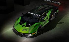 Lamborghini току-що пусна 830-конно V12 със задно предаване. Запознайте се с Essenza SCV12