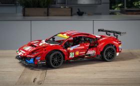 Сглобете си сами Ferrari 488 GTE