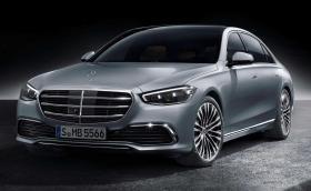Официално: Mercedes-Benz представи новата S-класа