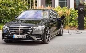 Ето го новия Mercedes-Benz S 580 e, най-мощния W223