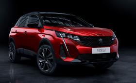Peugeot промени 3008, запазва 300-конната версия