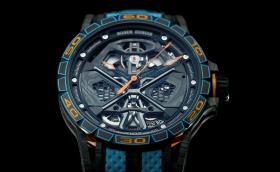 Часовникът Lambo Huracan STO струва 90 хил. лв.