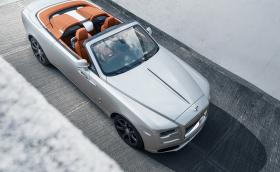 Rolls-Royce ще направи само 50 екземпляра от 2-местния Dawn Silver Bullet