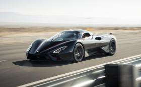 SSC Tuatara вдигна 532 км/ч, счупи рекорда на Bugatti Chiron
