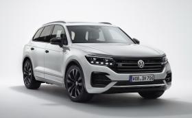 Volkswagen пенсионира големия лаком V8 TDI на Touareg