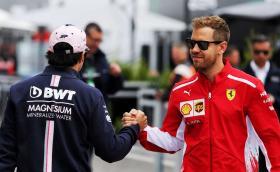 Фетел ще кара за Aston Martin догодина, Перес ще си търси отбор