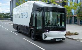 Volta Zero е 16-тонен електрически камион за градски доставки