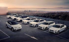 Volvo се разделя с двигателя с вътрешно горене през 2030 г.