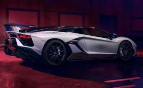 Новият Aventador SVJ Xago е вдъхновен от… буря на северния полюс на Сатурн