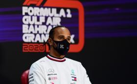 Хамилтън пропуска второто състезание в Бахрейн, дал е положителен тест за коронавирус
