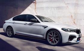 BMW M Performance части и за обновените Серия 5 и М5