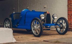 Новото предложение от Bugatti за детето ви струва поне 30 000 евро и може да развие 70 км/ч