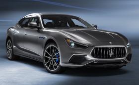 Maserati Ghibli стана първият хибрид на марката в нейната история