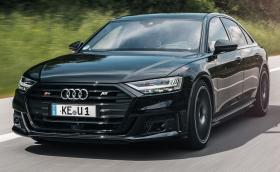 ABT направи Audi S8 със 700 коня. Вдига сто за 3,4 секунди