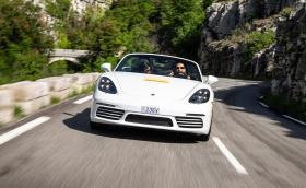 Continental Black Chili ви дава шанса да спечелите четири незабравими дни шофиране в Южна Франция!