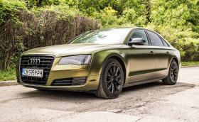 Кара Audi A8, висок е 200 см и има милиони гледания! Кой всъщност е Дзами?