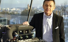 Ханс Мецгер, легендарният инженер на Porsche, почина на 90