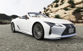 Lexus LC 500 получи домашен тунинг от TRD