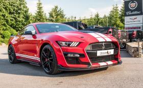 Mustang Shelby GT500 със 760 коня! Представяме ви първият в Европа! Видео!