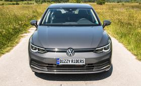 Карахме новия Volkswagen Golf 8. Галерия, скоро очаквайте и видео!