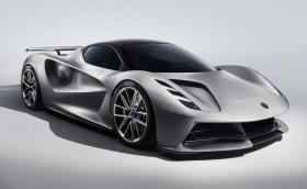 Lotus в новата ера: дебют за електрическия Evija с почти 2000 к.с.