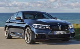 BMW тайно увеличи мощността на M550i xDrive с 67 к.с., даде му лазерни светлини