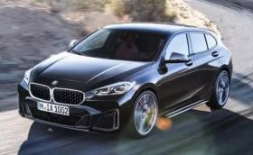 Ексклузивно: Това (най-вероятно) е новото BMW Серия 1 над месец преди официалния му дебют! [ъпдейт]