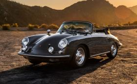 "Това 1964 Porsche 356 Cabriolet е ""играло"" 'Greased Lightning' в ""Брилянтин"""