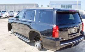 Откраднаха 124 джанти с гуми от дилър на Chevrolet в САЩ. Плячката е на стойност 120 хил. долара