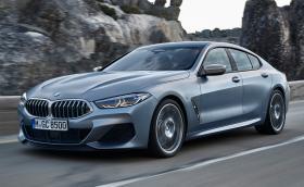 Официален дебют за Серия 8 Гран Купе. Най-красивото модерно BMW според нас