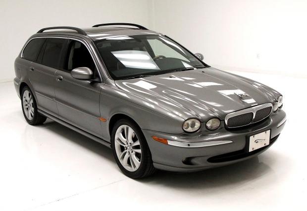 Jaguar X-Type комби 4х4 с 231 к.с. за под $8000. Да или не? (голяма галерия)