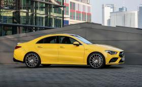 Mercedes-AMG CLA 35 се появи с 306 к.с., за да издуха Audi S3 Sedan