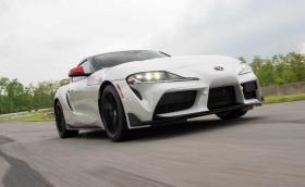 Toyota Supra с двигател от BMW M3? Засега не, но никога не казвай никога...
