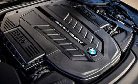BMW: Спираме V12 след края на сегашната Серия 7