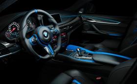 Made in BG: Vilner пипна със стил интериора на BMW X6 M (F86)