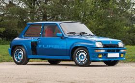 Продават това Renault 5 Turbo в оригинално състояние. Струва колкото четири Megane RS-a