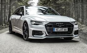 ABT напомпа Audi A6 до 419 к.с. Има го като комби и седан