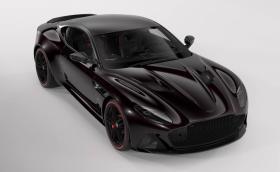 Черен DBS Superleggera е най-злият Aston, който ще видите тази седмица