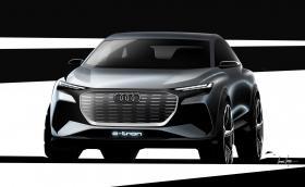 Запознайте се с Audi Q4 e-tron