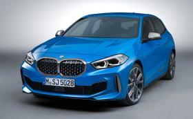 Официално новото BMW Серия 1 с предно предаване е тук