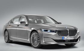 Обновеното BMW 7 изтече преди премиерата