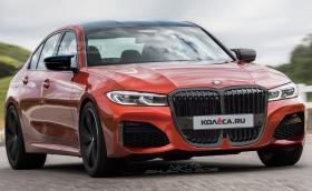 Новото BMW M3: това ли е предната му решетка наистина!?