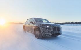 BMW iNext е новото Х на BMW. Излишно е да казваме, че е на ток