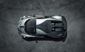 Bugatti вади уникален модел в Женева: един брой за 16 млн. евро. Бил поръчан от Фердинанд Пийх