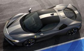 Ferrari SF90 Stradale е най-красивият 1000-конен хибрид, който сме виждали някога